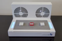Compact design laboratory coldplate