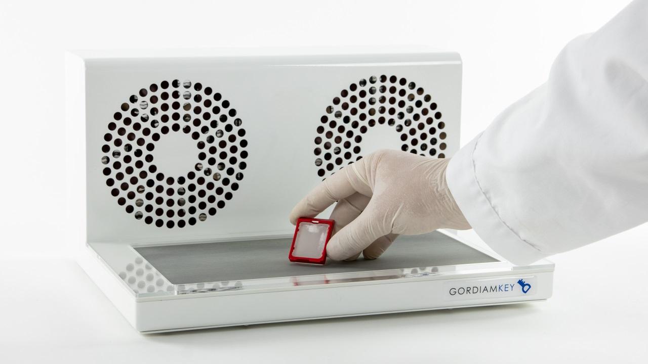 Laboratory Coldplate   GordiamKey